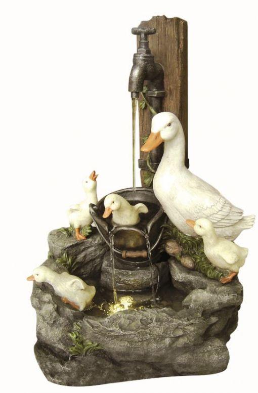 Mooie Solar Duck Family at Tap kopen
