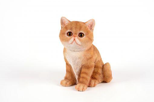 Mooie zittende Garfield Kat tuinbeeld kopen