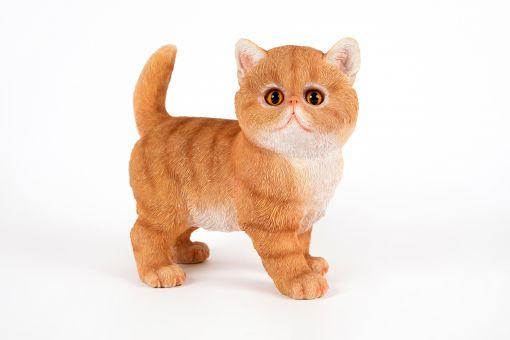 Mooie staande Garfield Kat tuinbeeld kopen