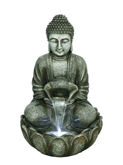 Mooie Medium Grey Buddha kopen