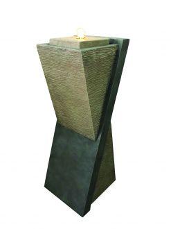 Mooie Diagonal Stone Pillar kopen