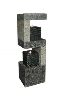 Mooie S Shape Black Columns kopen